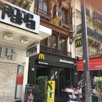 McDonald's Paris Rue Saint Lazare - PARIS