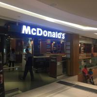 McDonald's Paris Italie 2 - PARIS