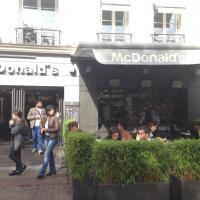 McDonald's Paris Berger - PARIS