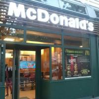 McDonald's Paris Crimée - PARIS