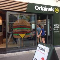 McDonald's Originals Boulogne - BOULOGNE BILLANCOURT