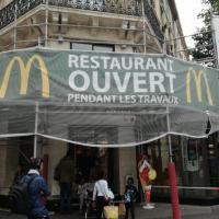 McDonald's Cluny - PARIS