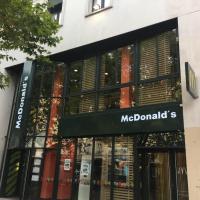 McDonald's Paris Marx Dormoy - PARIS