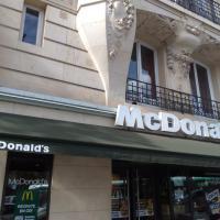 McDonald's Paris Porte de Bagnolet - PARIS