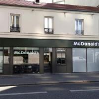 McDonald's Paris Rue du Départ - PARIS