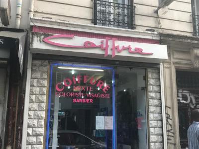 Coiffure - Coiffeur - Paris