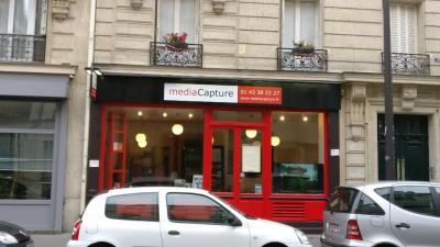 Mediacapture - Transfert numérique de films et photos - Paris