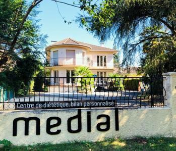 Médial - Centre d'amincissement - Pau