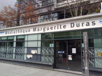 Médiathèque Marguerite Duras - Bibliothèque et médiathèque - Paris