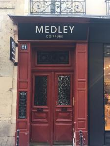 Medley Spacefig - Coiffeur - Paris