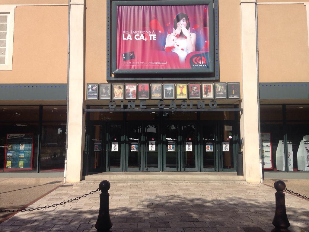 Mega Cgr Auxerre - Cinéma (adresse, avis)
