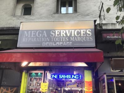 Mega - Électroménager - Paris