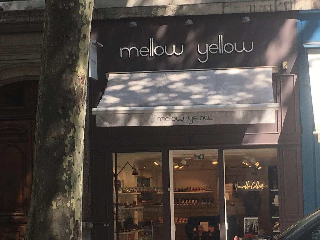 Mellow Yellow Lyon 6Ème Lyon mellow yellow lyon - magasins de vêtement (adresse)