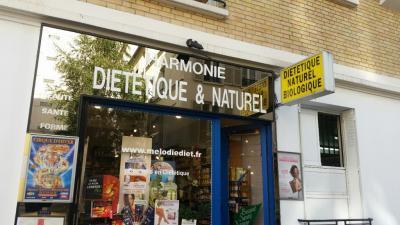 Mélodie Diététique - Produits diététiques et naturels - Paris
