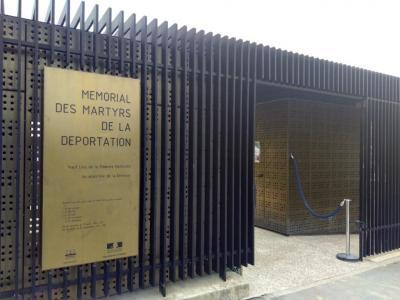 Mémorial des Martyrs de la Déportation - Attraction touristique - Paris