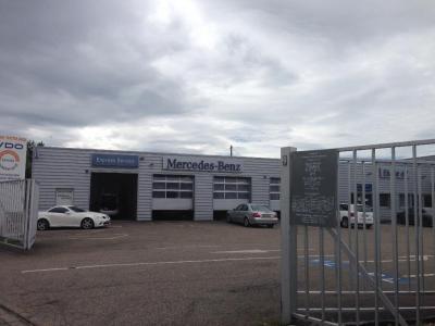 Mercedes Benz Etoile 67 Réparateur agréé - Garage automobile - Sélestat