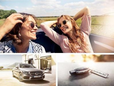 Mercedes Benz Rent - Location d'automobiles de tourisme et d'utilitaires - Aubière