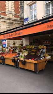 Halles Saint Antoine - Alimentation générale - Paris