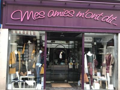 Mes Amies M'ont Dit Bylo Eurl - Vêtements femme - Bayeux