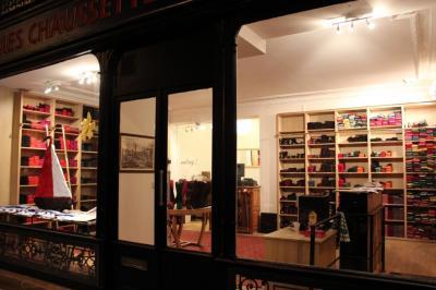 Mes Chaussettes Rouges - Cadeaux - Paris