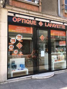 Optique Lafayette - Opticien - Orléans