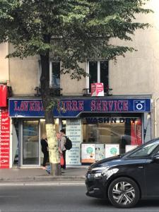 Messedi Fathi - Laverie - Paris