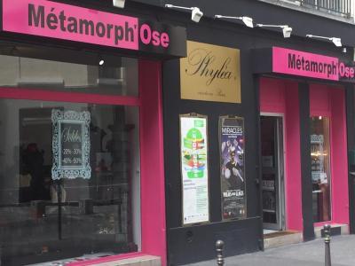 Métamorph'Ose - Chaussures - Paris
