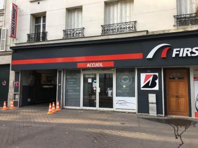 First Stop - Vente et montage de pneus - Boulogne-Billancourt