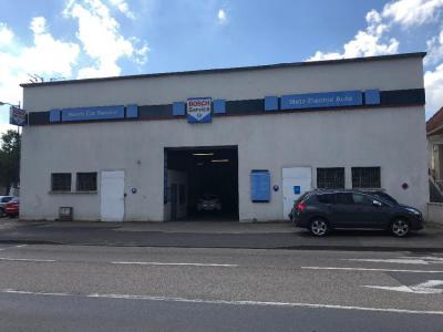 Metz Electric Auto - Garage automobile - Metz