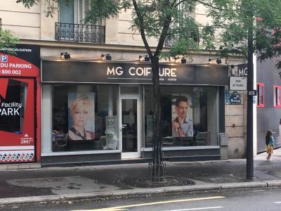 MG Coiffure - Coiffeur - Paris