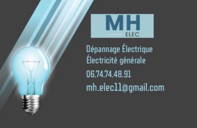 Mh-Elec - Entreprise d'électricité générale - Carcassonne