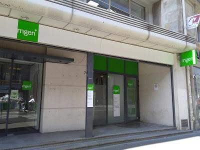 Mgen - Mutuelle - Paris