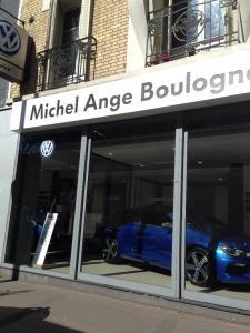 Volkswagen Michel Ange Boulogne - Garage automobile - Boulogne-Billancourt