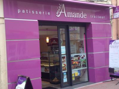 Miel Amande - Pâtisserie - Bourg-en-Bresse