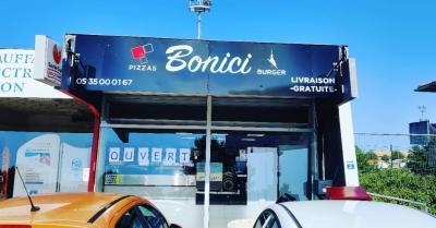 Pizza Bonici Arcachon - Restauration rapide - Arcachon