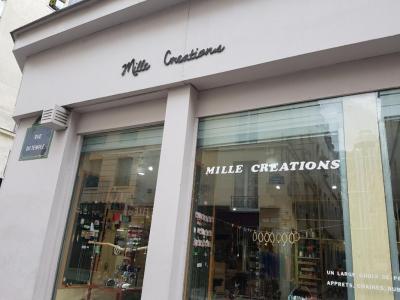 Mille Creations - Fabrication de bijoux fantaisie - Paris