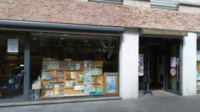 Millepages - Librairie - Vincennes