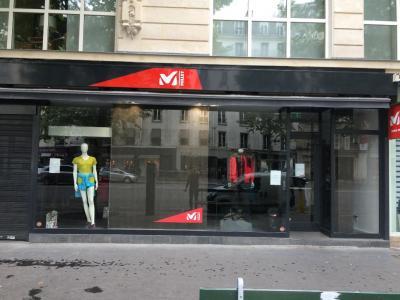Millet Paris - Magasin de sport - Paris