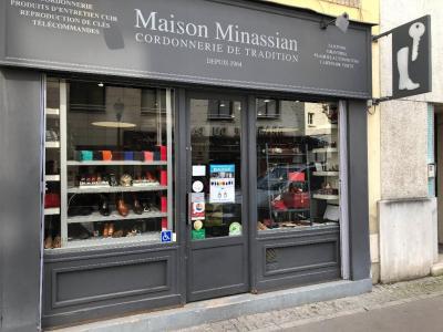 Maison Minassian - Reproduction de clés - Boulogne-Billancourt