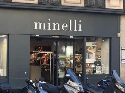 Minelli SA - Chaussures - Paris
