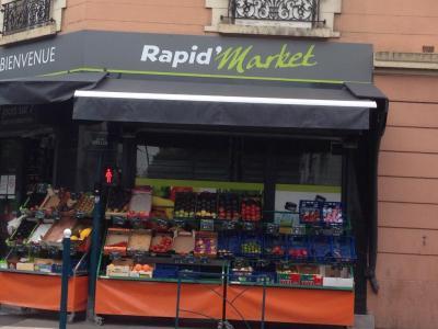 Rapid' Market - Alimentation générale - Pantin
