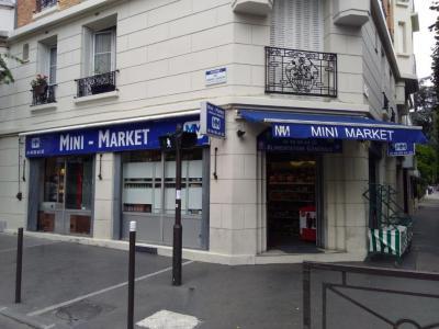 Mini Market Alimentaire - Alimentation générale - Vincennes