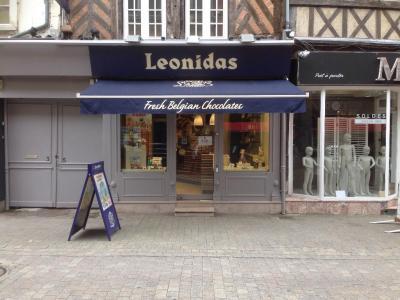 Leonidas - Chocolatier confiseur - Bernay