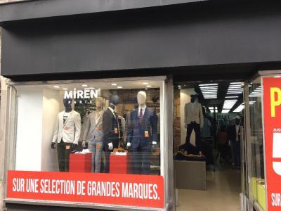 Mirene - Vêtements homme - Paris