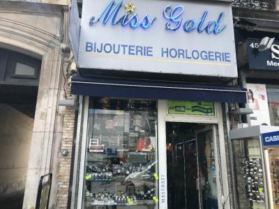 Miss Gold - Bijoux - Aubervilliers