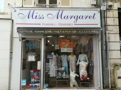 Miss Margaret - Lingerie - Niort