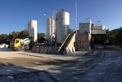 Provence Beton - Béton prêt à l'emploi - Vaison-la-Romaine