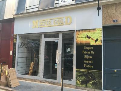 Mister Gold Passy - Bijoux - Paris