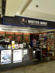 Mister Minit - Reproduction de clés - Paris