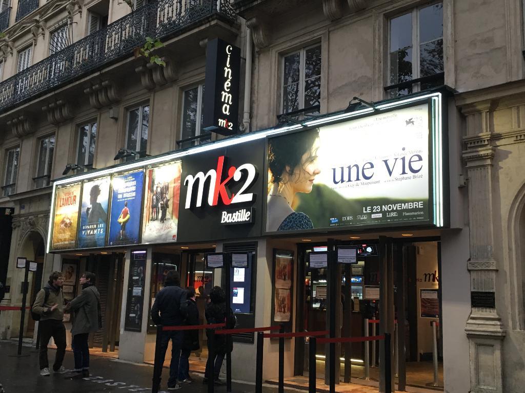 MK10 Bastille Paris - Cinéma (adresse, avis)